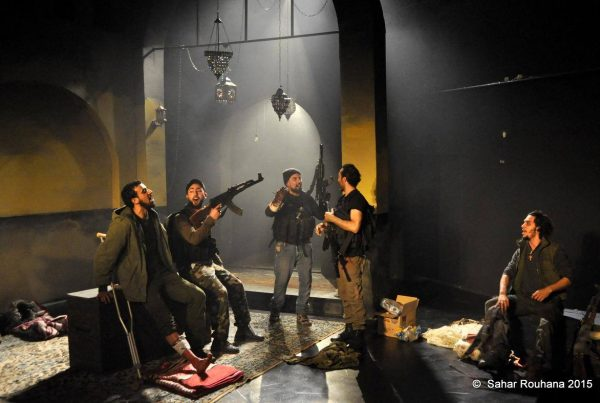 THE SIEGE | Freedom Theatre (Jenin, Palestine)